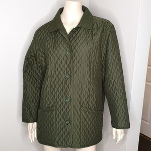Northern Reflections Quilted Barn Jacket Coat